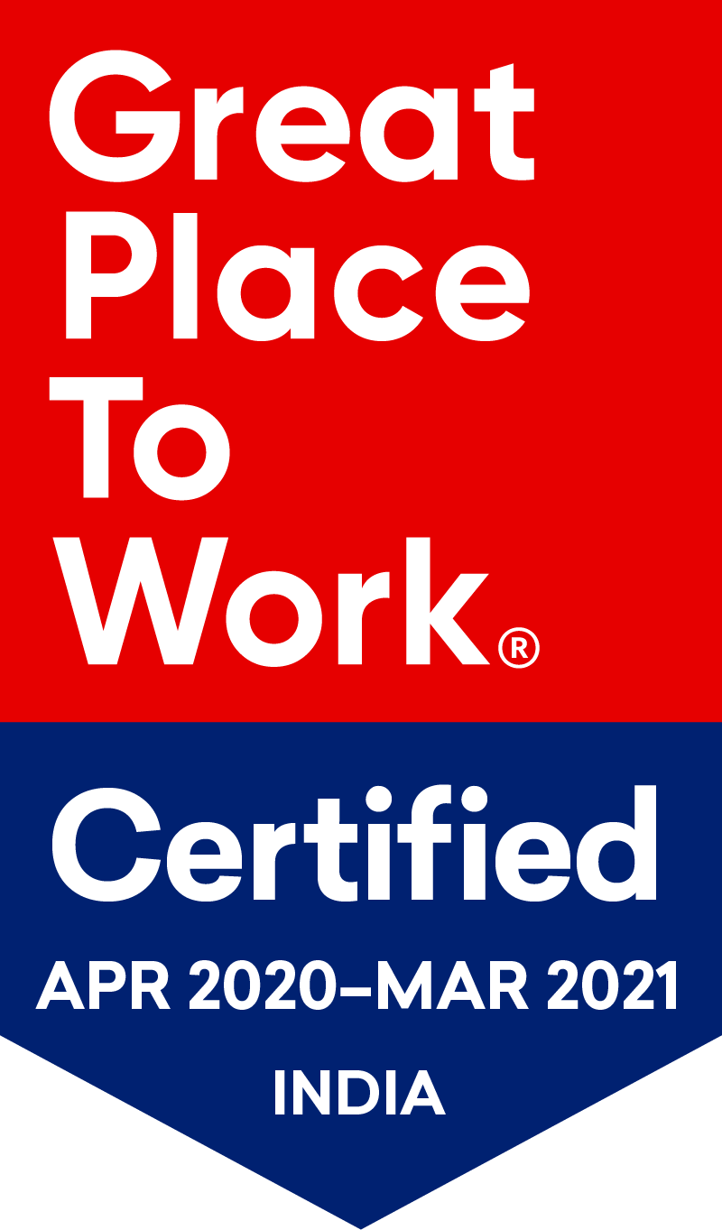 Great Place to Work Certified